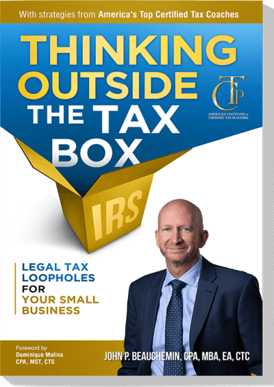 thinking outside the tax box